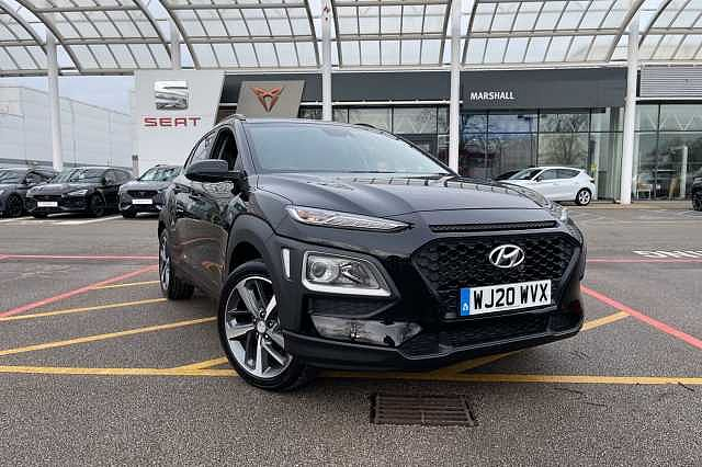 HYUNDAI Kona SUV 1.0 T-GDi (120ps) PLAY 2WD